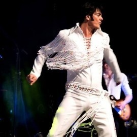 Paul Thorpe - Elvis Impersonator - Falkirk, Scotland