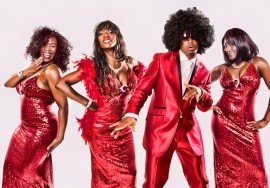 The Authentic Tribute To Boney M - Song & Dance Act - Teddington, London