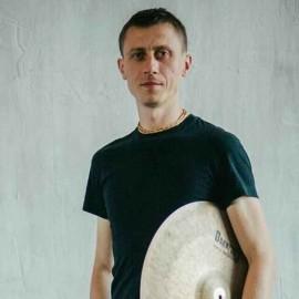 Ostap Sukhotskyi  - Drummer - China, China