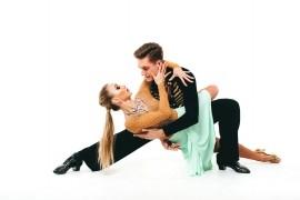 Nagula Sergii & Pustovoitova Daria - Ballroom Dancer - Kyiv, Ukraine