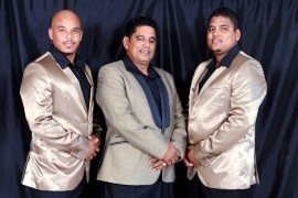 TRIBUTE TO THE DRIFTERS/PLATTERS  - Tribute Act Group - Cape Town, Western Cape