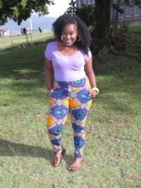 Dessie - Female Singer - Dominica