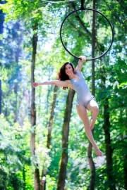 Sarah Patrinellis - Aerialist / Acrobat - Portland, Oregon