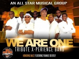We Are One Tribute X-Perience Band  - Other Tribute Band - District Heights, Maryland