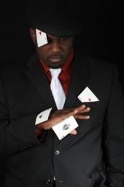 Lion  - Comedy Cabaret Magician - Las Vegas, Nevada