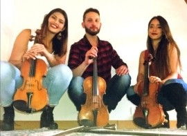 ACCIDENTAL TRIO - String Trio -