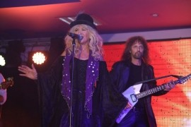 Stevie Nicks,tribute    JUST STEVIE, Bonny Tyler tribute  BONNY LASS - Female Singer - Swansea, Wales