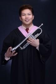 Jasher peralta - Trumpeter - Philippines, Philippines
