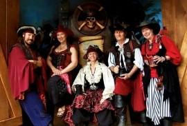 The Roving Blades/The Crimson Pirates - Irish Band - New York City, New York