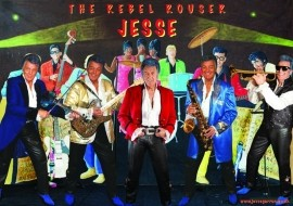 THE REBEL ROUSER JESSE - 60s Tribute Band - New Cumnock, Scotland