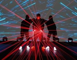 ELECTRONICA - Dance Act - Odense V, Denmark