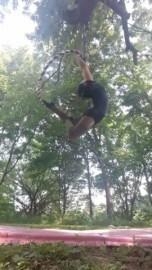Kelly Duff - Aerialist / Acrobat - Greensboro, North Carolina
