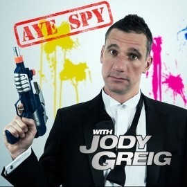 Aye Spy - Comedy Cabaret Magician - Edinburgh, Scotland