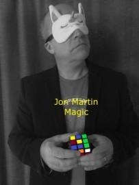 Jon Martin Magician - Close-up Magician - Truro, South West