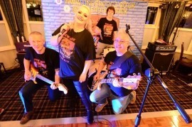 The UnderDogz - Cover Band - Cambridge, East of England