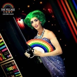 KIKI HORSEFIELD  - Drag Queen Act - Huddersfield, Yorkshire and the Humber