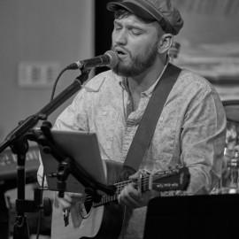 Jack Barnes - Acoustic Guitarist / Vocalist - Wallingford, South West
