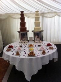 Heavenly Melted Chocolate Ltd - Chocolate Fountain - Cheshire, North of England