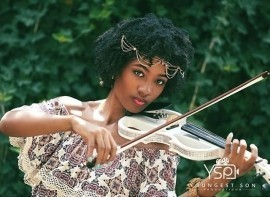 Joy Black - Violinist - United States Of America, Georgia