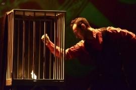 Jorge Moreno - Stage Illusionist - Spain, Spain