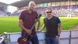 Kickback - Duo - Wigan, North West England