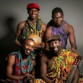 Kwan Pa Band - African Band -