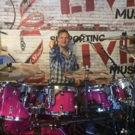 Scott Alan Sutton - Drummer - Portsmouth, South East