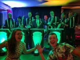 Kal's Kats - Swing Band - Ashbourne, Midlands