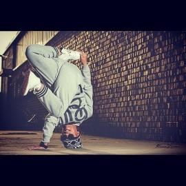 Bboymeaty  - Street / Break Dancer - South Africa, Western Cape