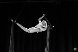 Francis Stallings - Aerialist / Acrobat - Las Vegas, Nevada