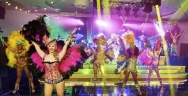 Tropicalia Latin Brazilian Show - Dance Act - London, London