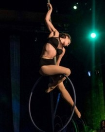 Eliana Wenick - Aerialist / Acrobat - New York City, New York
