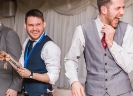 "Greg ""The Glorified Con-Man""  Holroyd - Wedding Magician - Sheffield, Yorkshire and the Humber"