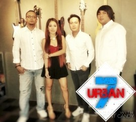 Urban 7  - Cover Band - Philippines, Philippines