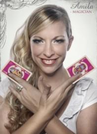 AMILA  - Stage Illusionist - Essen, Germany