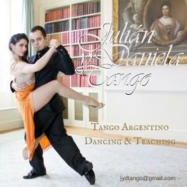 Julian y Daniela Tango Show - Other Dance Performer - Pinner, London