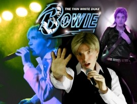 The Thin White Duke - Other Tribute Band - Croydon, London