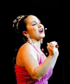Crossover Soprano Tatiana Kallmann - Opera Singer - Tampa, Florida