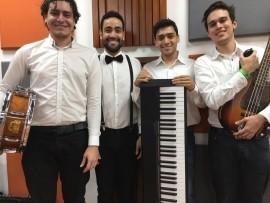 Javier Orlando Ballesteros Parra - La Café Jazz Quartet - Drummer - Bucaramanga, Colombia
