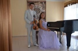Gracioso Duo - String Duo - Ukraine, Ukraine