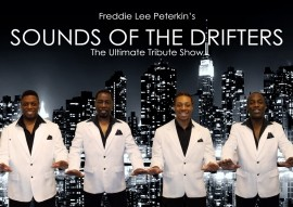 The Sounds of the Drifters - Male Singer - Northampton, East Midlands