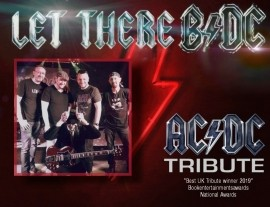 AC DC tribute  Let there B/DC - AC-DC Tribute Band - Peterborough, East of England