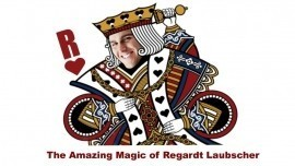The Amazing Magic of Regardt Laubscher - Other Magic & Illusion Act - Western Cape