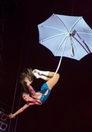 Stefanie Usher - Aerialist / Acrobat - Bournemouth, South West