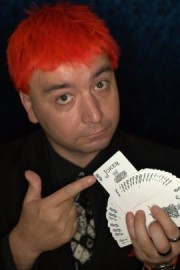tommEE pickles - Cabaret Magician - New Orleans, Louisiana