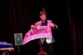 Magician  Vladimir - Other Magic & Illusion Act - Address:  MOLDOVA  CHISINAU, Moldova