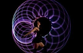 Yanika Beliza - Hula Hoop Performer -