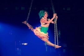 Daisy Chains - Aerialist / Acrobat - London , London
