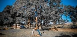 Malvin Mamvura - Aerialist / Acrobat - Pretoria, Gauteng