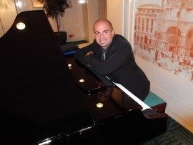 Cristiano Ragjazz - Pianist / Keyboardist -